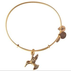 Alex and Ani Hummingbird Bangle